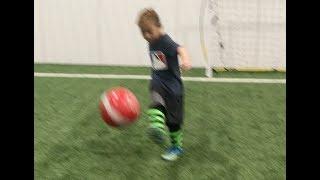 Soccer With Older Kids | Titus Tiger | TigerFamilyLife~