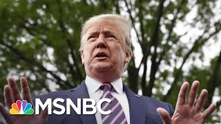 Trump Lashes Out As Military Leaders Condemn His Violent Protest Response | The 11th Hour | MSNBC