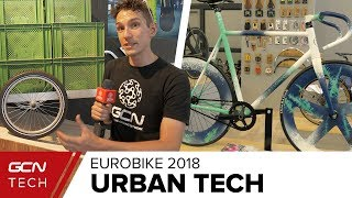 New Urban Cycling Tech At Eurobike 2018 thumbnail