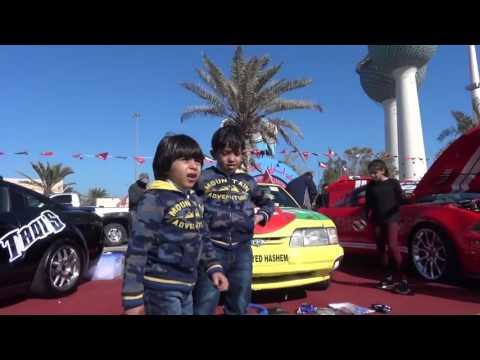 Bmrc Mustang Show At Kuwait