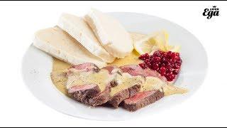 Свичкова — чешский рецепт запеченного мяса с соусом