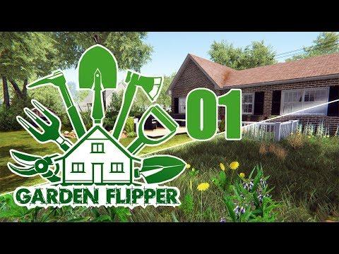 САДОВЫХ ДЕЛ МАСТЕР #1 Прохождение House Flipper Garden Flipper