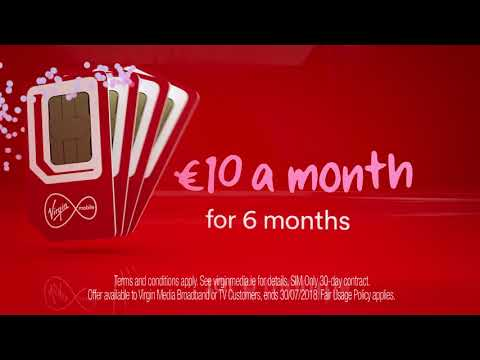 Go Unlimited with Virgin Mobile.
