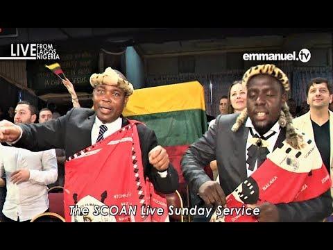 SCOAN 09/12/18: OBEDIENCE IS THE KEY Praises & Worships with Emmanuel TV Singers