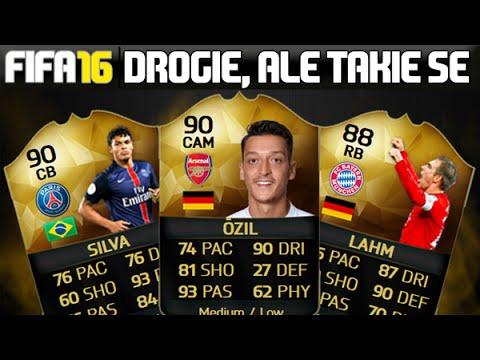 FIFA 16 - Drogie, ale takie sobie