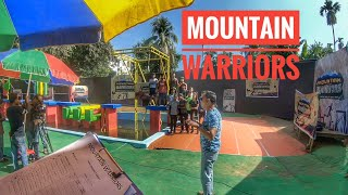 """""""Mountain Warriors"""" Vlog - The first ever """"Ninja Warrior"""" game show in NorthEast India 🇮🇳"""