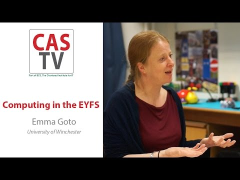 Emma Goto - Computing in the EYFS