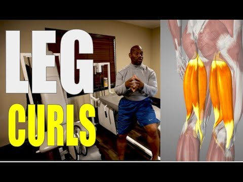 The RIGHT way to do LEG CURLS 4 Maximum Muscle Growth