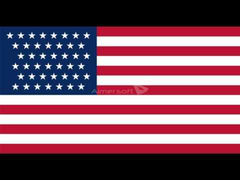 Что означает флаг Соединенных Штатов Америки?