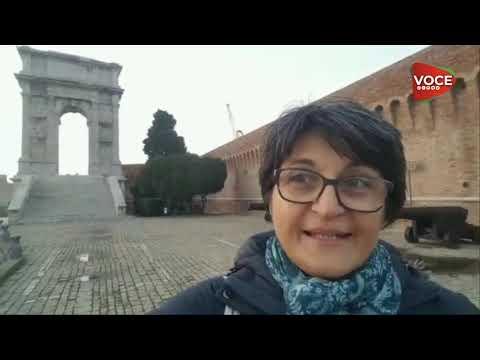 """Silvia Tamburriello: """"Un giro per Ancona"""""""