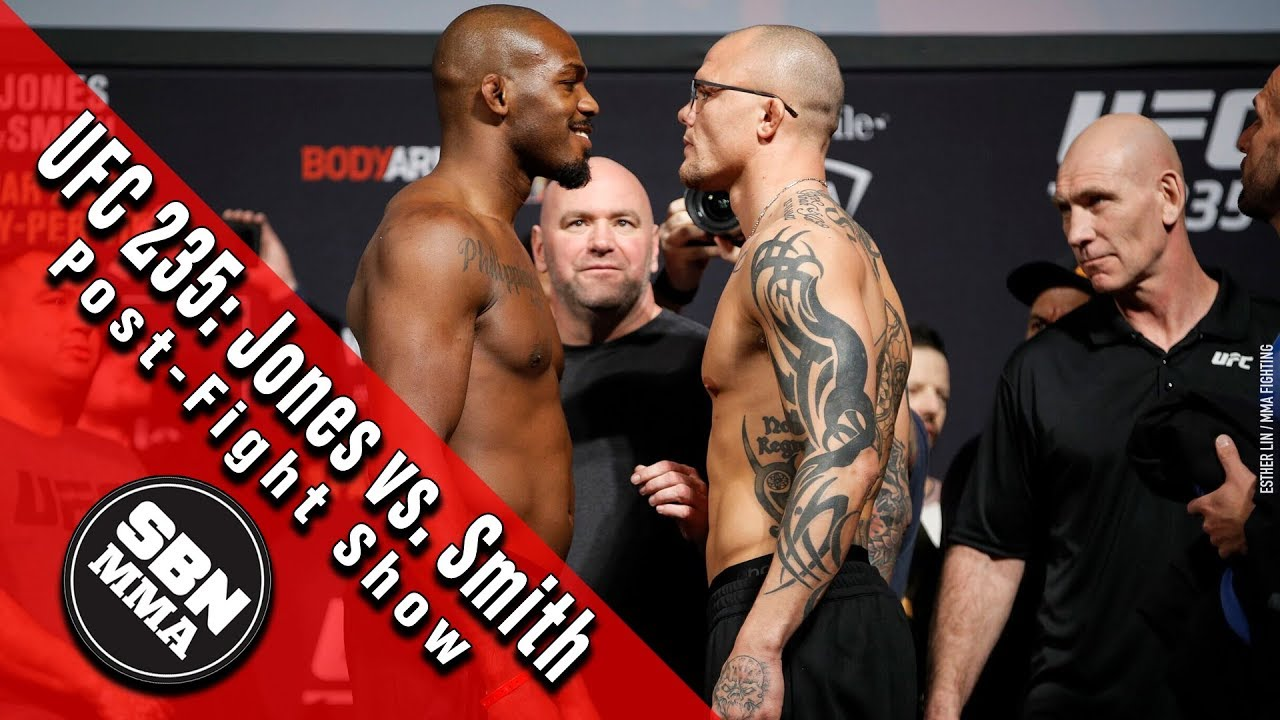 Ufc 235 Payouts Full Salaries For Jones Vs Smith Fight Card In Las Vegas Mmamania Com Ufc 255 live streaming on 21 november 2020 where deiveson figueiredo vs. jones vs smith fight card in las vegas