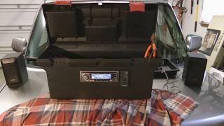 Custom Toolbox Boombox V1.0 - Diy Ghettoblaster