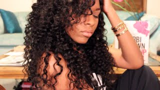 vip beauty aliexpress review malaysian curly hair
