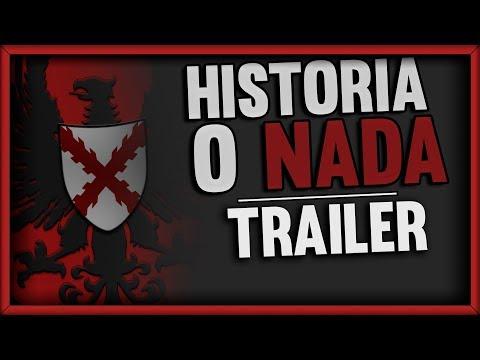 🌐  HISTORIA O NADA   TRAILER DEL CANAL