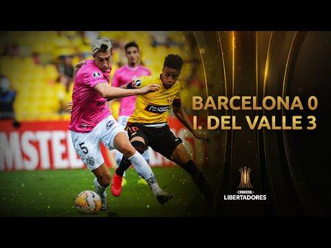 Barcelona SC Independiente del Valle Goals And Highlights