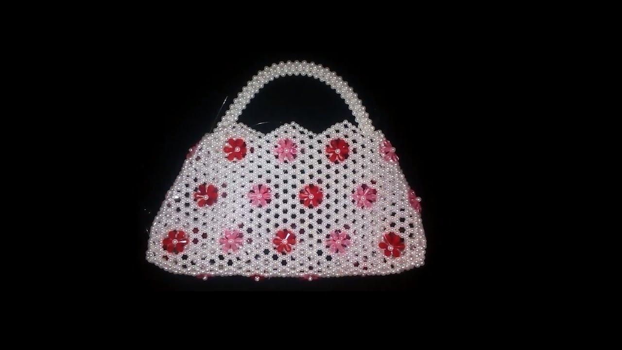 how to make beautiful hand bag