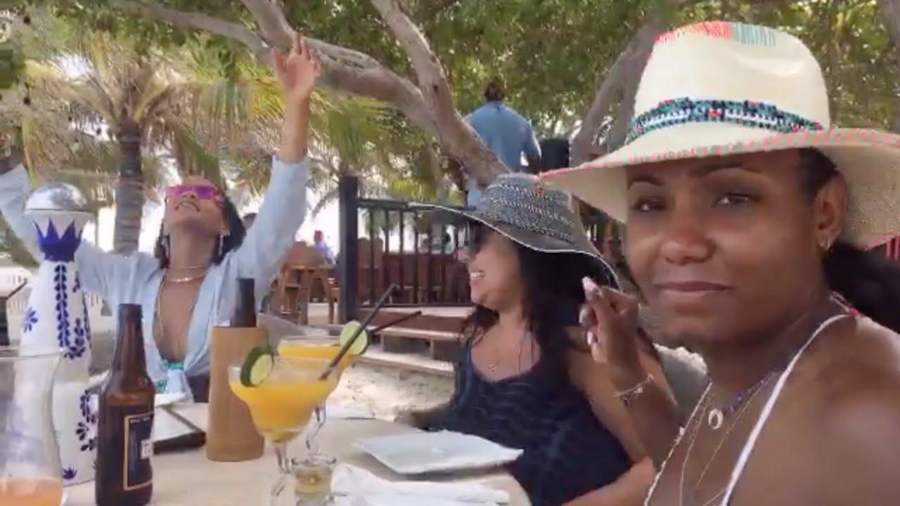 Rihanna | Best Snapchat Videos | December 2015 - YouTube