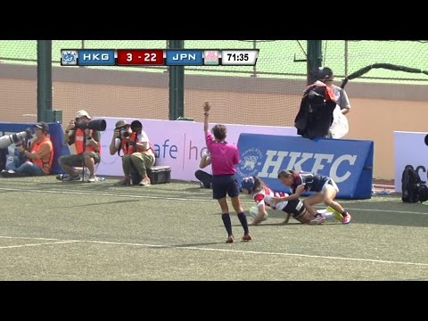 Japan dominant in Asia Rugby Women's Championship Round 1