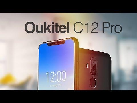 Обзор Oukitel C12 Pro - Этот смартфон стоит 6000руб?!