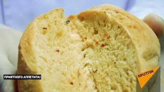 Как испечь хлеб с приправами - рецепт от грузинского кулинара