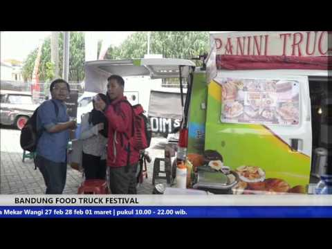 Bandung Food Truck Festival Go Live!