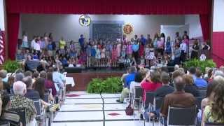 5th Grade Celebration | Hunt Elementary