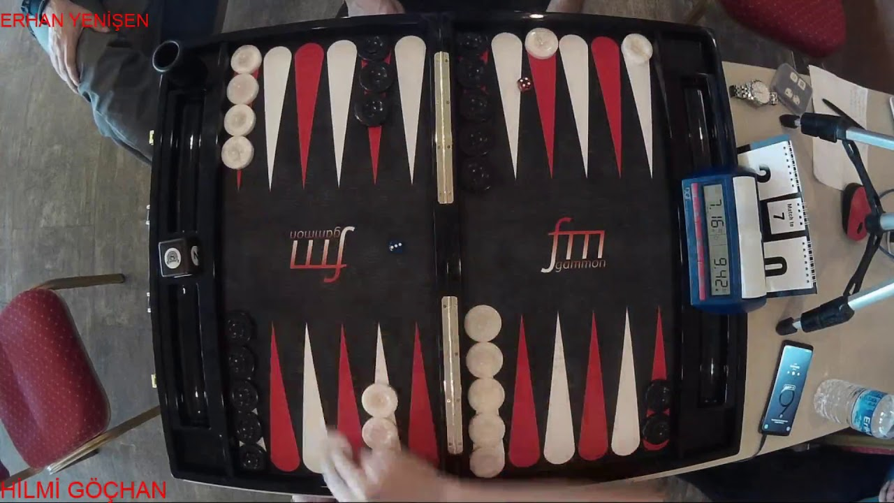 backgammon spielregeln