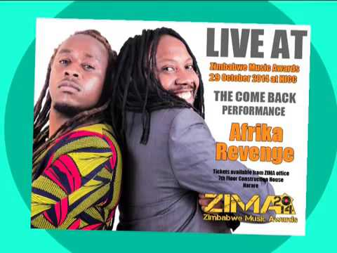 Afrika Revenge Promo