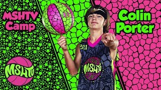 THIS KID CAN PLAY - 7th Grader Colin Porter DOMINATES at MSHTV Camp & D-Rich TV Camp