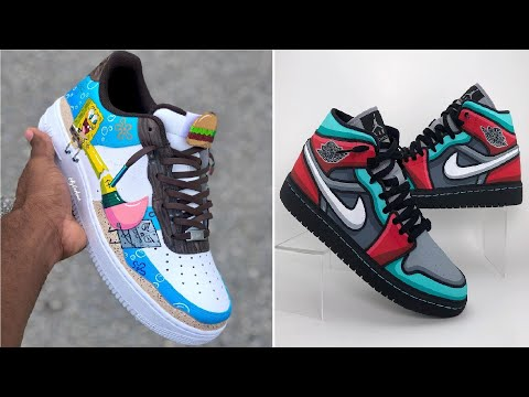 These Artists Are The Masters of Custom Shoes #10