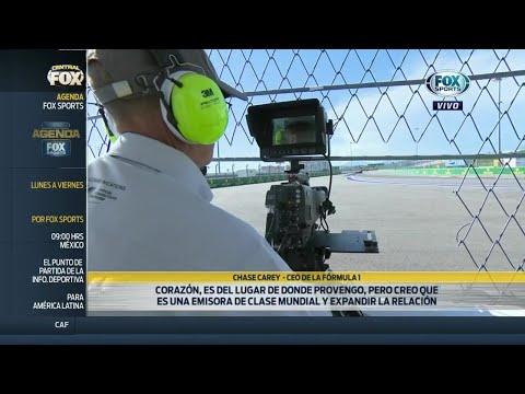 """Chase Carey: """"Llevar a la Fórmula 1 al siguiente nivel"""