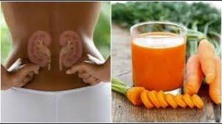 Voici comment nettoyer maintenir nos reins en bonne santé avec 2 ingredients puissants 100% naturels