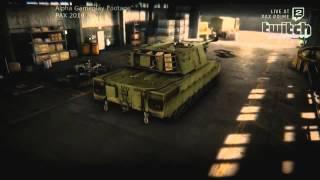видео Системные требования игры Armored Warfare