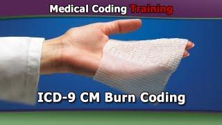 ICD 9 Coding Tutorial — ICD 9 CM Burn Coding