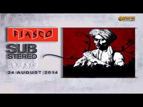 Fiasco - Performance & IntervIew On Substereo Oz Radio 90.8FM 24 August 2014