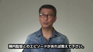 映画公開初日前日、中井貴一が本作の見どころと監督へのメッセージを語...