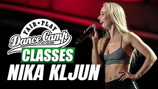Nika Kljun ★ Nails, Hair, Hips, Heels ★ Fair Play Dance Camp 2019 ★