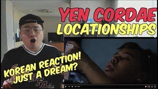[ENG SUB][Korean Reaction]YBN Cordae - Locationships (외힙   리액션   247칠린) Video
