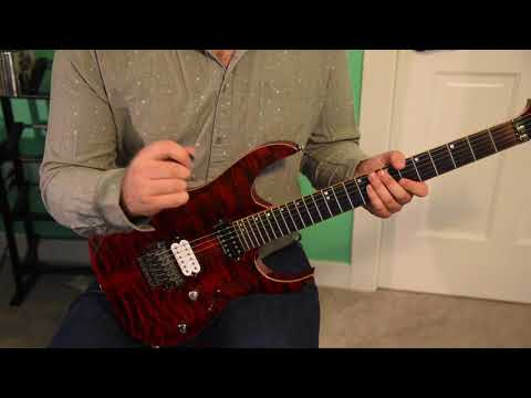 Rogers - How To Play Canon Rock Pt. 6 - (Guitar Solo)