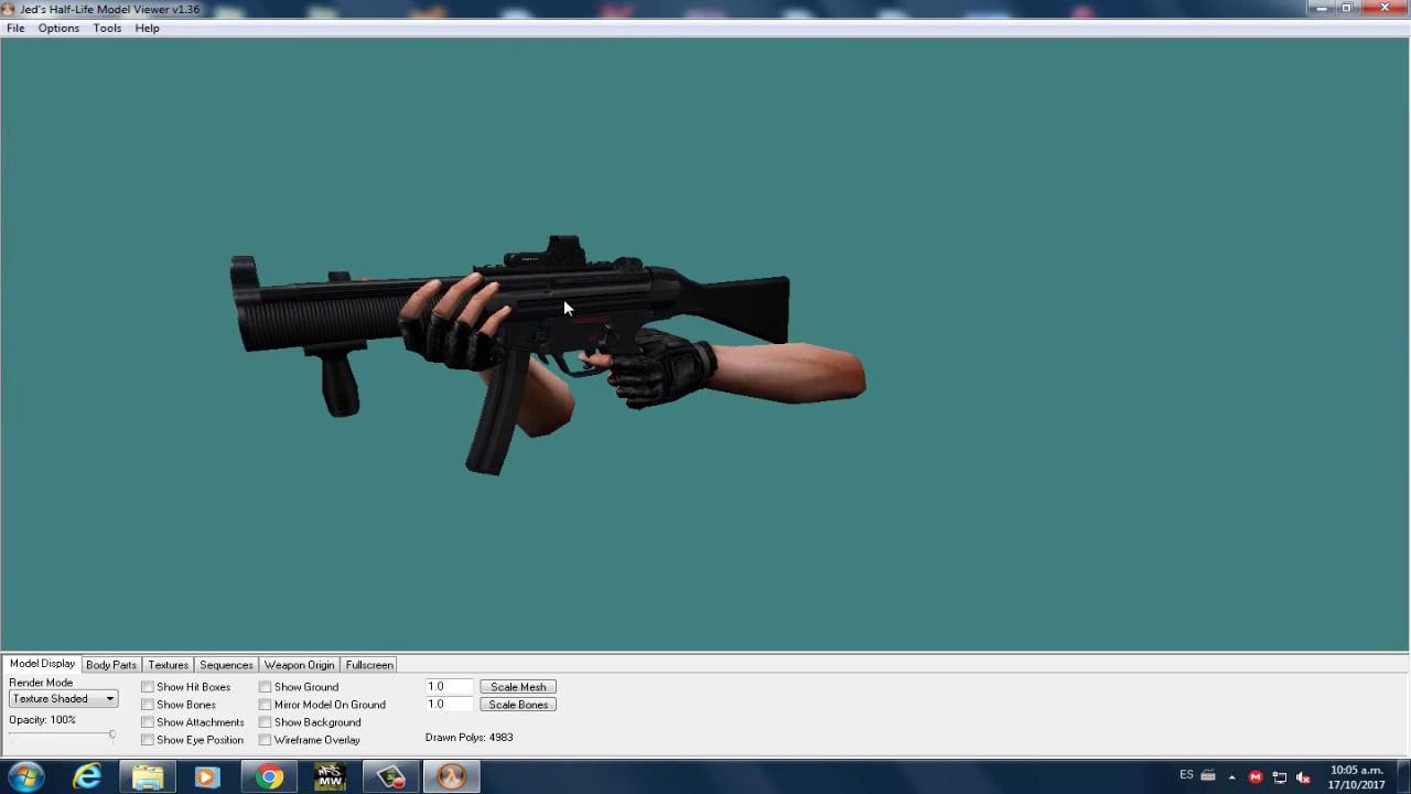 descargar armas del css para cs 1.6