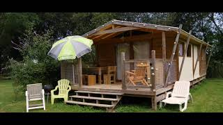 Camping de l'Étang **** à Brissac