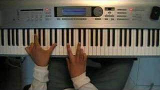Piano Tutorial of Brian McKnight