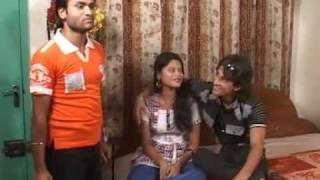 ACTOR RAJKUMAR SCEEN AS A SPECIAL GUEST IN ANDHARE ALO 2011 BANGLA TELEMOVIE.avi