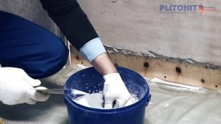 Суперфинишная полимерная шпаклевка 2 в 1 - КП PRO