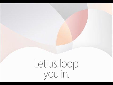 蘋評理直播﹣Apple 2016春季發表會 - YouTube