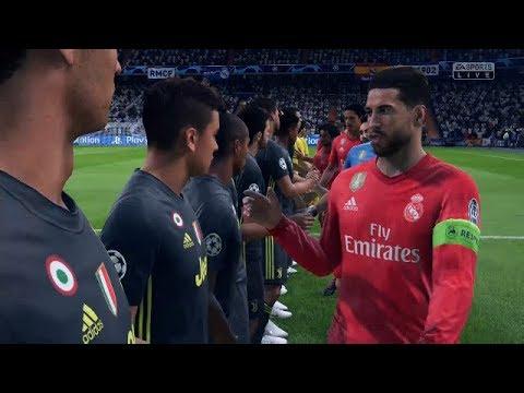 FIFA 19 | Real Madrid VS Juventus | Champions League Final | Gameplay thumbnail