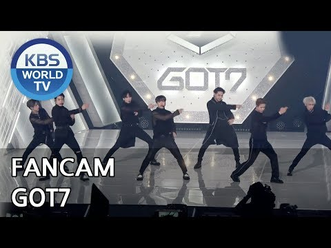 [FOCUSED] GOT7 - Lullaby [Music Bank / 2018.09.21]