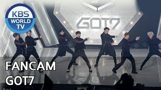 [FOCUSED] GOT7 - Lullaby [Music Bank / 2018.09.21]