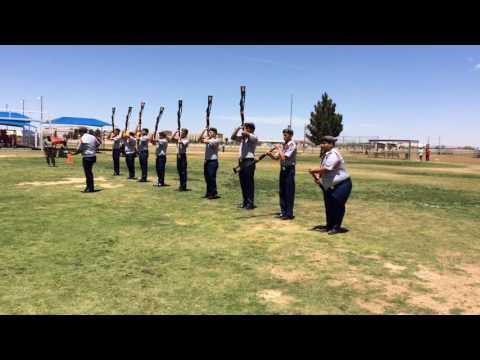 El Paso H.S., Armed Drill May 2016