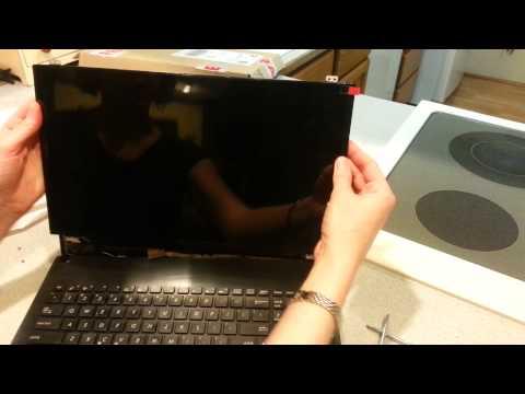 Asus Zenbook UX303L and UX330 HINGE REPAIR - How to fix it